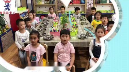 重庆金豆子-夺冠故事王-吃月饼、画月饼