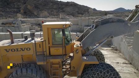 世界之最 - 10x6米完整天然大石材 - 西班牙莱姆石