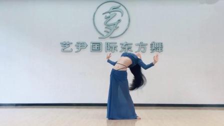 【妖娆曼妙肚皮舞】蛇舞(281) 拥有宇宙 - 格格 - Pop song(Yuliya编舞)