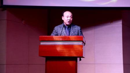 (视频)李吉博总经理在聚能仪器有限公司十年庆典精彩讲话