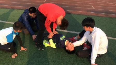 棠湖外语学校网球日常训练