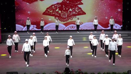 广场舞:中国红