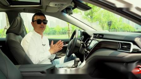 19.98万元的主销车型实力如何?试驾广汽丰田凯美瑞2.0G豪华版