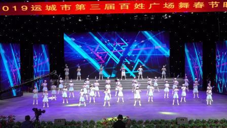 广场舞:青春旋律