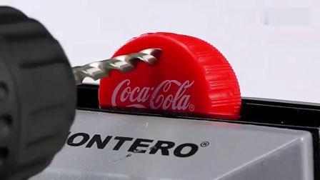 天了噜!牛人教你DIY可乐自动售货机
