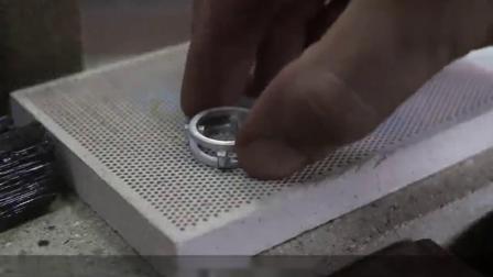 最帅气的夜光指环,竟是牛人手工打造,看完满