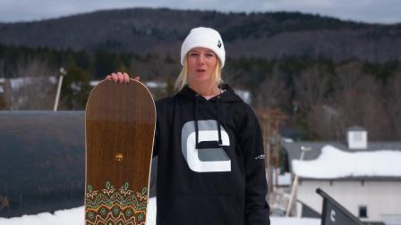 Arbor Cadence Rocker Review Women's Park Winner – Good Wood Snowboard