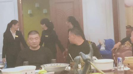 四川元邦物流与大华兴铁物流聚餐