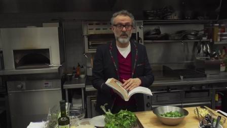 如何用世界排名第一的餐厅主厨Massimo Bottura制作Pesto