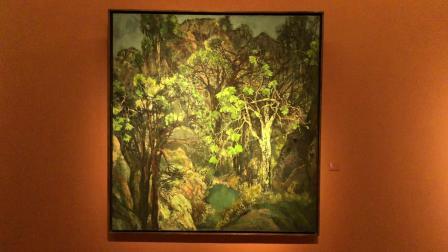 参观中国美术馆,享受艺术的洗礼
