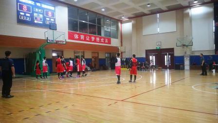 苗苗杯男子决赛,石家庄vs北京市海淀