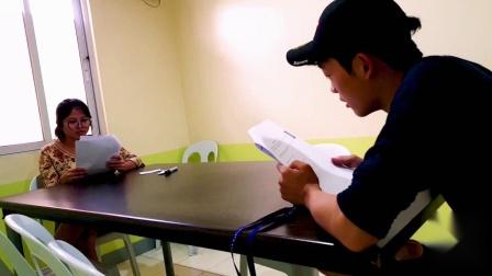 【菲英游学】CG Banilad 校区一对一授课和自习室情况