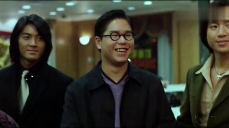《古惑仔》陈浩南众多女友中,只有舒淇结局最美好