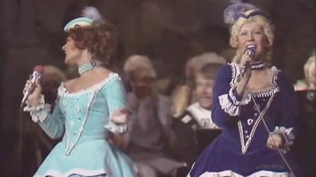 ABBA  舞会女王 - 瑞典皇家歌剧院 1976