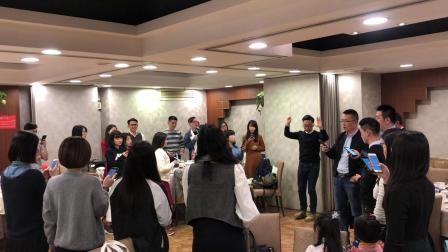 2019诗班爱宴无伴奏合唱《若非恩典》