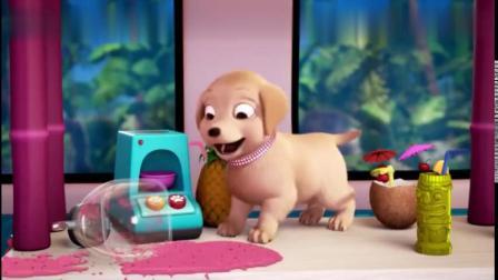 芭比-芭比看完表演,发现狗狗不见了,狗狗们发生了什么6662