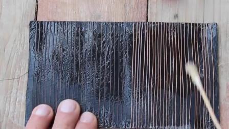 牛人现场展示制作太阳能板的绝活,看过程服了