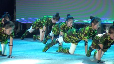 07花蕾艺术培训中心2018年专场晚会《小兵风采》