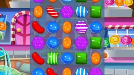 iOS《糖果传奇》第六关