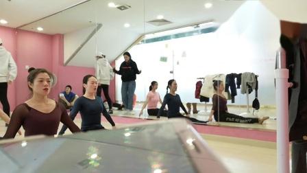 中国舞蹈考级3-3《鹅鹅鹅》腿的柔韧练习(分享by项怡)