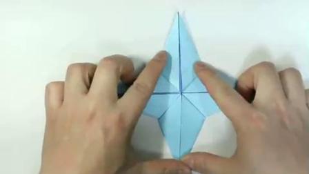 创意折纸艺术,教你用纸折一头大象