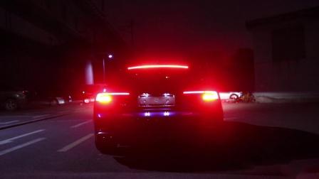 【杭州GeekAuto】奥迪S5改ASPEC中尾段排气带前管 声浪
