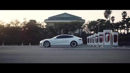 与特斯拉汽车一起 选择绿色出行!