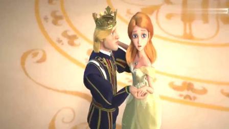 《新灰姑娘》在皇宫里三只小老鼠发现了巫女的,差点住