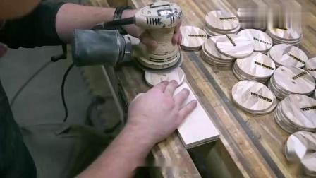 牛人得到一块木头,话不多说将其改造,成品你