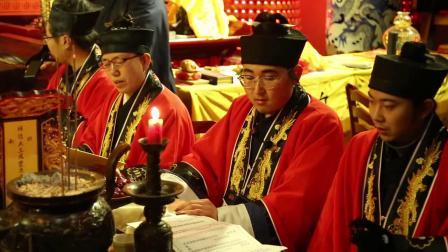 日照龙神庙戊戌年腊月十五超度法会铁罐施食