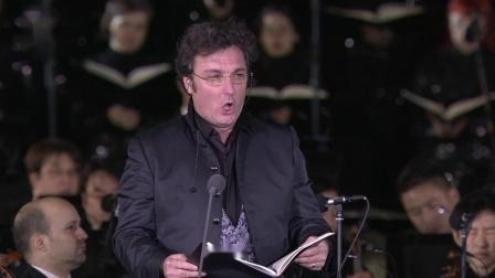 卡尔·奥尔夫《布兰诗歌》Carl Orff: Carmina Burana 2018.10.10北京太庙 中德拉丁文字幕