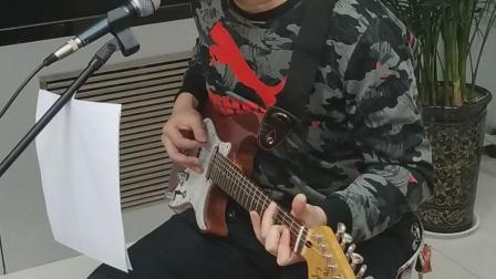 爱的代价 吉他弹唱