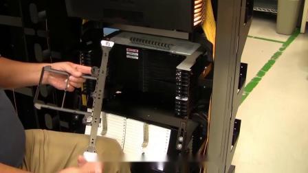 NG4 光纤配线架ODF平台接入托盘安装和拆卸
