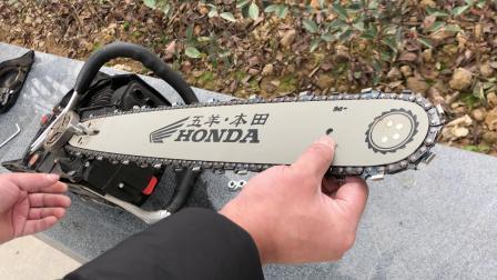【大地园林工具】油锯的安装和启动操作示范讲解