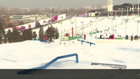 第五届密云南山自由滑雪双板公开赛完美落幕