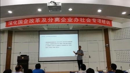 南开大学李亚教授-国有资本投资运营公司的运营与实践