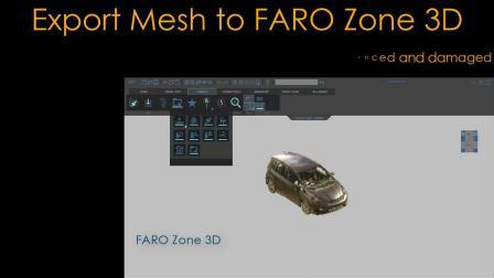 FARO SCENE 2019 软件