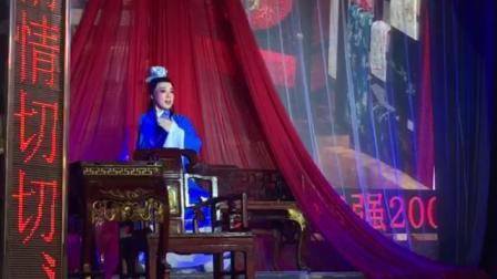 周柳香在阿小团的《人去楼空空寂寂》