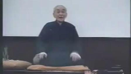 南懷瑾 傳授 密宗拳、達摩洗髓功[精簡版