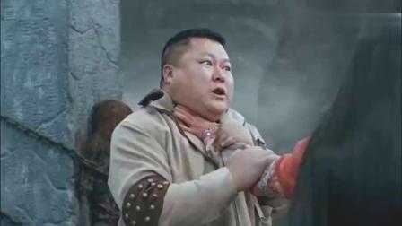 东海龙棺:小兰被神秘人控制,自愿被张爻杀死