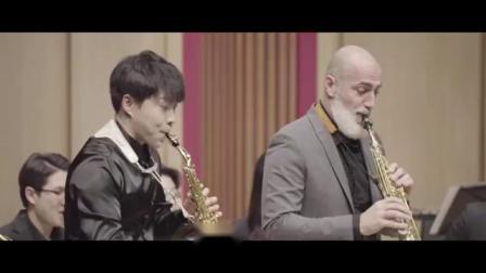 A.Vivaldi- Concerto for 2 Cellos (arr. for sax) Jean-Denis Michat & Brandon Choi