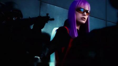 科幻战争大片《致命紫罗兰》场面相当炫酷生猛,可惜剧情实在太过薄弱