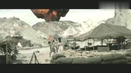 美军空袭硫磺岛,失去制空权的日军有点惨