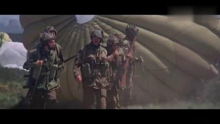 经典战争大片《遥远的桥》战争史上规模最大的一次空降作战