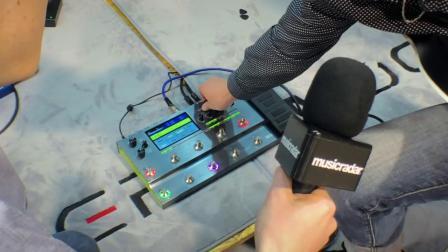 music radar带来美展【GE300试听】专访!