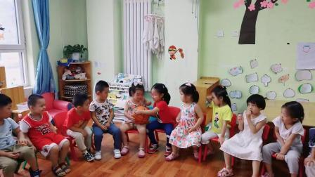 幼儿园小班体育