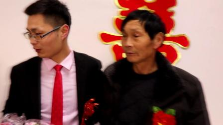 2019N1216汝州骑岭乡【王延任  赵静歌】婚庆风俗