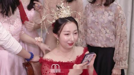 华美婚礼定制 ·「2018.11.19蔡继顺+李燕纯 · 婚礼花絮