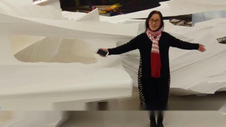 """""""呢喃的泥土""""~~~卡塔琳娜•格罗斯(德国艺术家)跨越物件和建筑环境之间,以喷枪作为主要绘画工具,创作风格独树一帜给我们来了一次视觉艺术震撼!"""