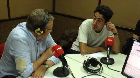 来自蒂亚图拉 三位同学的采访(西班牙国家广播电台,RNE)